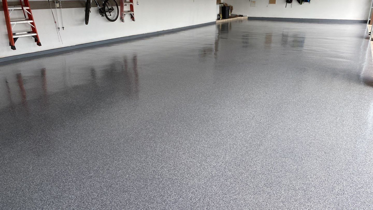 How Our Floor Coating Makes Cleaning a Breeze