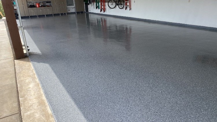 What Are the Different Types of Garage Floor Coatings?